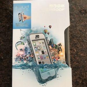 Brand new Lifeproof iphone 5c case